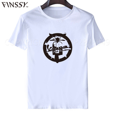 2017 New Summer Fashion Vespa vintage motorcycle t shirt printing Men Hip Hop T-shirt Tees Mens casual Clothing XXXL