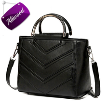 Aliwood Hot Sale New Women's handbags Ladies' leather shoulder bag Designers Tote Female Crossbody Bags Messenger Bags for girls(China)