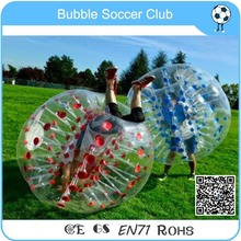 Free Shipping 10 pcs(5 red +5 blue )Inflatable Bumper Balls Bubble Football ,Bubble Soccer,Zorb Ball,Loopy Ball On Sale