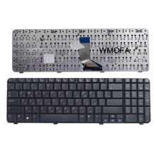 Russian FOR HP Compaq Presario CQ61 G61 CQ61-100 CQ61-200 CQ61-300 RU laptop keyboard NSK-HA60R 9J.N0Y82.60R AE0P6700310