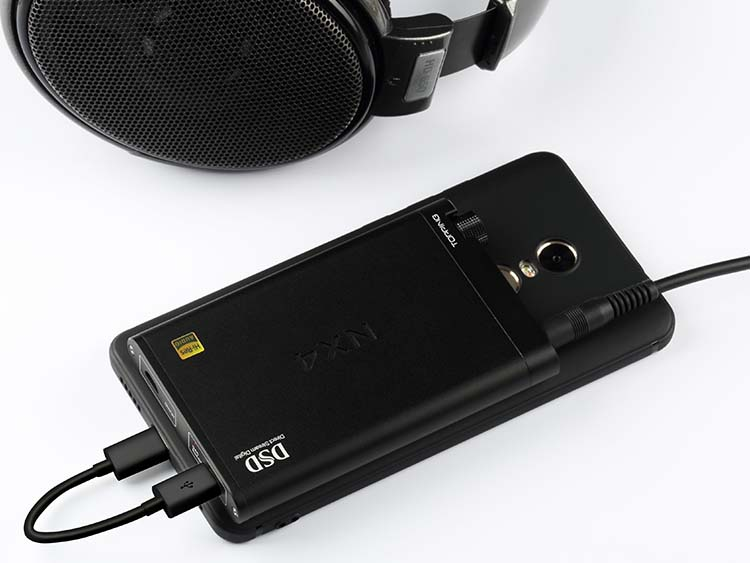 TOPPING NX4 DSD Fever HiFi Portable USB DAC Decoder Headphone Amplifier-12