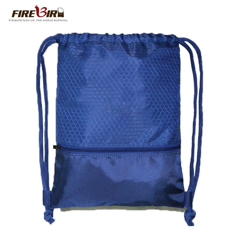 FIREBIRD!2015 Women Men neutral waterproof basket ball Drawstring travel bag backpack strings H345<br><br>Aliexpress