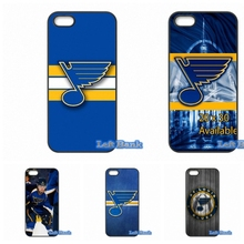 St Louis Blues Phone Cases Cover For Samsung Galaxy 2015 2016 J1 J2 J3 J5 J7 A3 A5 A7 A8 A9 Pro