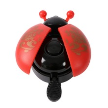 Beetle Ladybug Ring Bicycle Bell Cycling Cycle Ride Horn Alarm Bike  Cycling Trumpet Horn for Kids