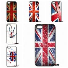 For Huawei Ascend P6 P7 P8 P9 P10 Lite Plus 2017 Honor 5C 6 4X 5X Mate 8 7 9 england british english uk flag Union Jack Case