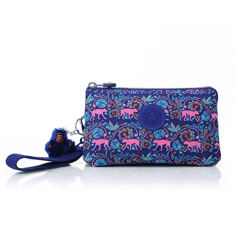 Fanyroad  Famous Brand Designer Kiple Wallets Purse Bag Women Clutch Pouch Bag  Three Layer Waterproof  Wallet Bolsa Feminina<br><br>Aliexpress