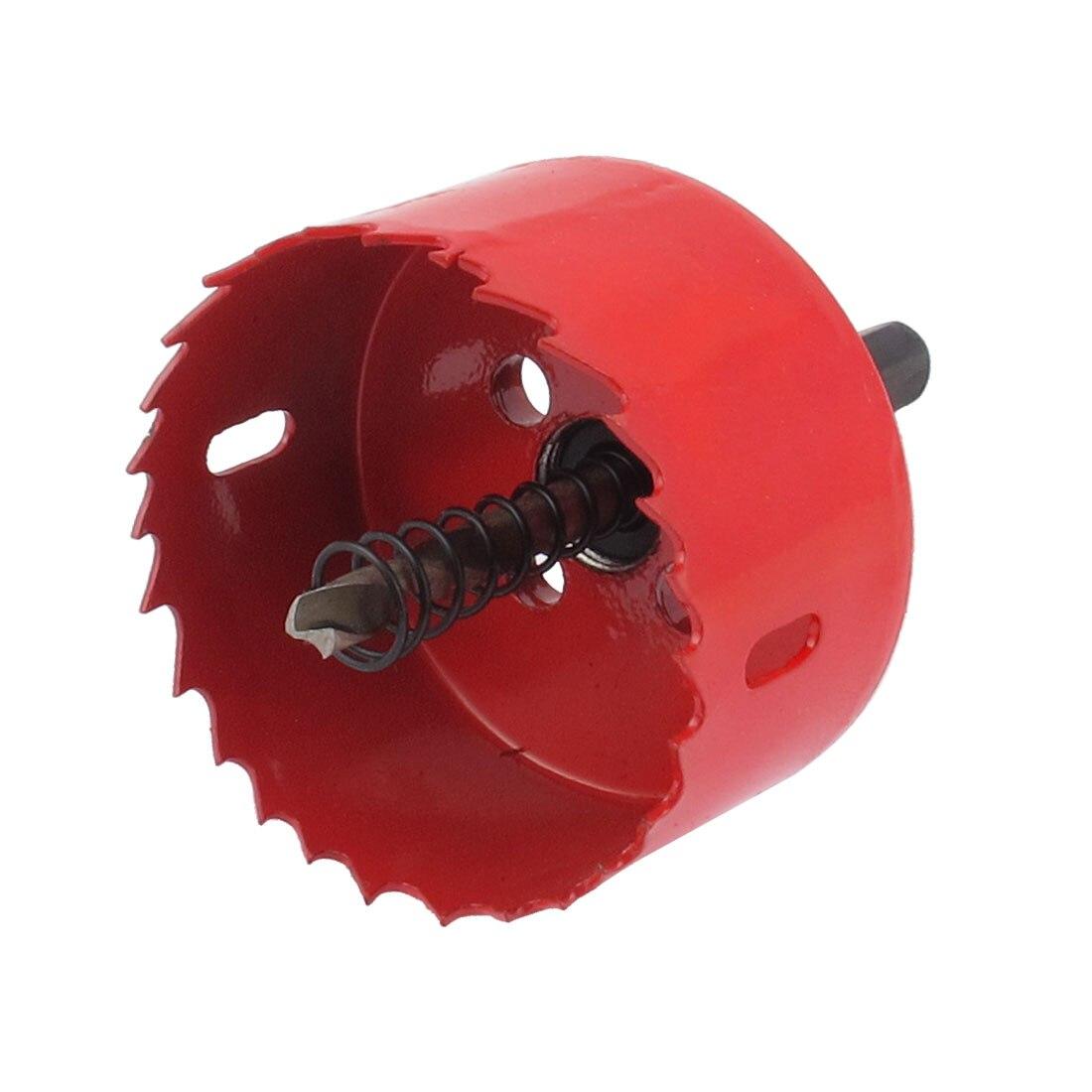 UXCELL Aluminum Wood Iron Bi-Metal Hss 65Mm Dia Hole Saw Twisted Drill Bit Cutter Tool<br><br>Aliexpress