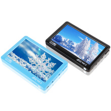 Touch Screen mp4 player 8gb Build-in Speaker Support Av Out Game E-Book 5 Inch Screen MP4 Music Player Recorder E-Book Earphone