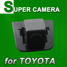 For Sony CCD TOYOTA Prius Car Rear View Back Up Reverse Parking Autoradio HD Security Camera Kit System Wide Angle for GPS