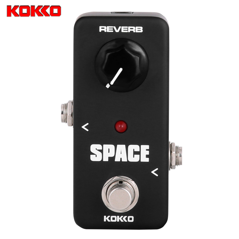 KOKKO FRB2 Mini Espacio Pedal  Efecto  Guitarra Pedal  Efectos Guitarra Alta Calidad Portable Guitar Parts &amp; Accessories<br>