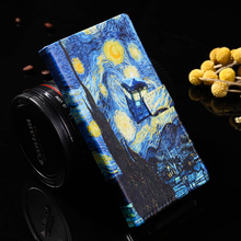 DIY Painted PU Leather Cases For Huawei P9 Lite P9 Mini G9 G9 Lite VNS-L21 VNS-L22 VNS-L23 VNS-L31 VNS-L53 Housing Bags Covers