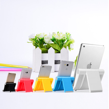 Universal Desk Table Tablet Cellphone Stand Holder Candy Color Flexible Phone Holder for iPad iPhone 6 Samsung S6 HTC XY1440ZBK