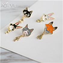 5pcs-set-Cartoon-Animal-Rabbit-Fox-Button-Brooch-Pins-Brooches-Badge-for-Women-Girl-T-shirt.jpg_640x640_
