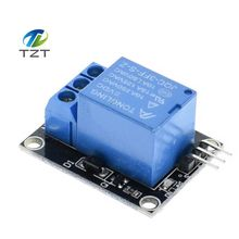 10pcs KY-019 5V One 1 Channel Relay Module Board Shield For PIC AVR DSP ARM for arduino Relay(China)