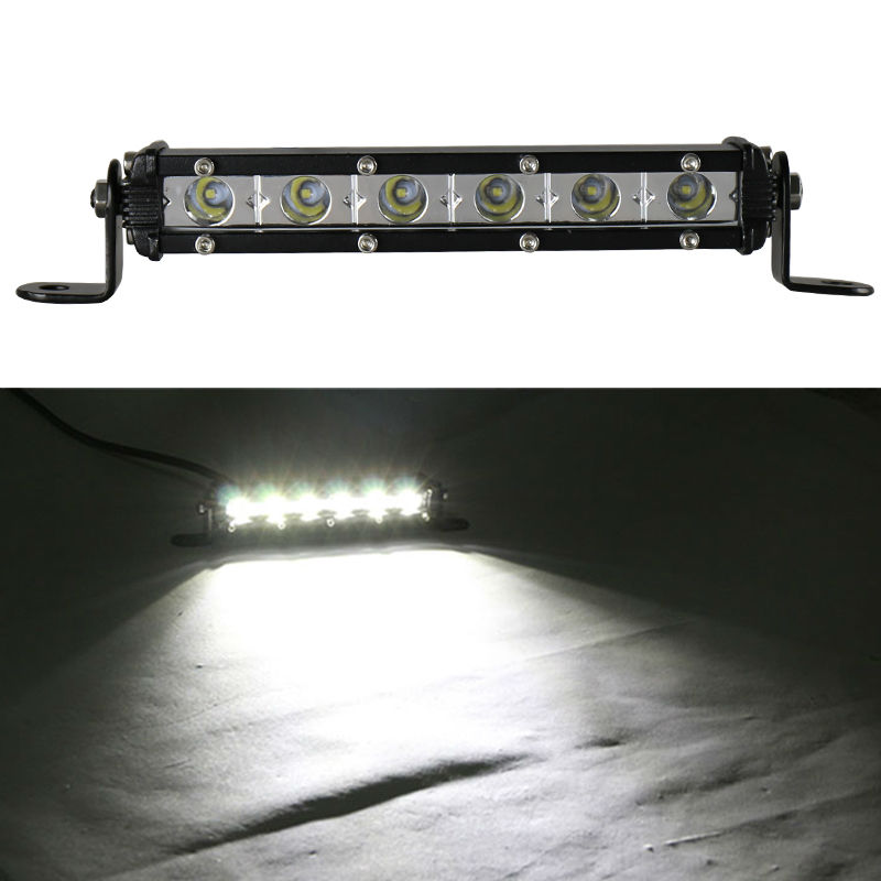 18W Flood LED Work Light ATV Off Road Light Lamp Fog Driving Light Bar For 4x4 Offroad SUV Car Truck Trailer UTV(China (Mainland))