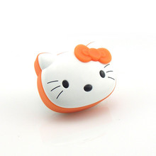 Mini Portable Hello Kitty Bluetooth Speaker TF Card Speaker Support FM Radio with Retail Box(China)