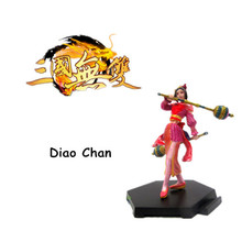 Diao Chan - Anime Figure Model Dynasty Warriors