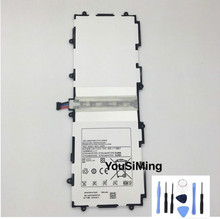 NEW Battery 7000mAh For  Note 10.1 Tab 2 P5100 P5110 P7500 P7510 N8000 N8010 SP3676B1A Replacement+Tools