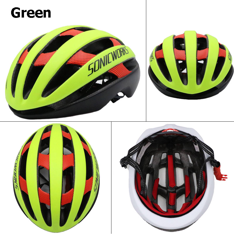 23 Vents Bicycle Helmet Integrally-molded Roc Loc Air MTB Road Bike Helmets Men Women Ultralight Cycling Casco Ciclismo SW0008 (7)