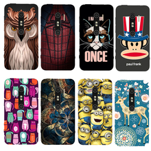 Hard Painting Case Cover for HTC EVO 3D G17 X515m New Stylish Cartoon Protective Case UV Print Back Cover Skin Shell