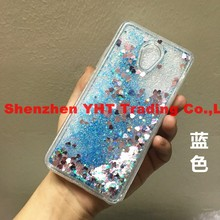 New Style Glitter Bling Dynamic Quicksand Star Liquid Silicone soft Back Cover case for Meizu M6 M5 M3 Note / M5s/Pro 6/ MX6/M3E(China)