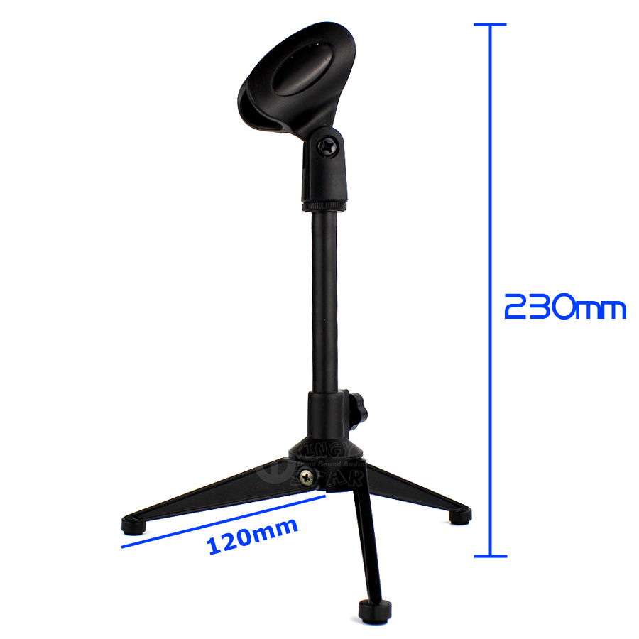 Professional Wired Handheld Mic 4