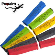 PROPALM High Density Sponge Soft Cycling Bicycle Handlebar Ultra Double-opening Grips Bike Parts MTB Folding Fixed Gear 1 Pair(China)