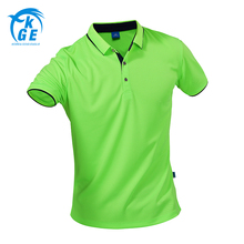 [Can Design Personalized Logo] Mujer Mercerized Cotton Poloshirts Short Sleeve Turn-Down Collar Solid Polo Ralphs Can Embroidery