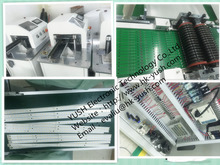reducing the times of artificial pick and place, 0.8-3.0mm PCB Depaneling machine(China)