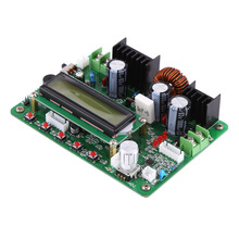300W DC-DC Buck Converter Programmable Power Supply Step-down Voltage Module CC CV 13-62V to 0-60V Adjustable Current Converter