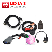 Lexia3 Diagnostic Scanner Lexia 3 V48 PP2000 V25 For Citroen for Peugeot With New Diagbox V7.83 LEXIA-3 free shipping(China)