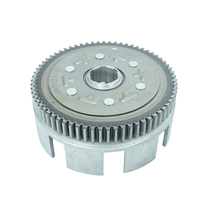 NOBIMOTO Motorcycle Clutch Foot Start Engine Cluth High Performance Motorcycle Fit For ZongShen155cc Foot Start Engines LH-133(China)