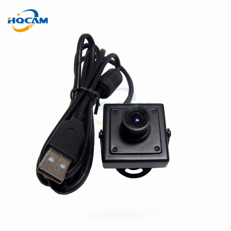 HQCAM 720P MINI ATM USB Camera 1.0 Megapixels USB mini camera ATM Bank Support Linux XP System Automatic vending mach<br>