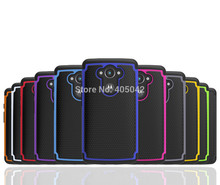 Free shipping Impact Rubber Shockproof Silicone Hard Case Cover For Motorola Droid Turbo/Moto Maxx XT1254