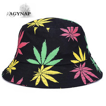 [KANGYNAP]New style fashion along fisherman hat Unisex High quality Beach bucket hats the spring Summer nice and cool hat
