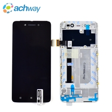For Lenovo S90 LCD Display Touch Screen Digitizer Assembly With Frame S90-T S90-U S90-A Original Replacement Parts