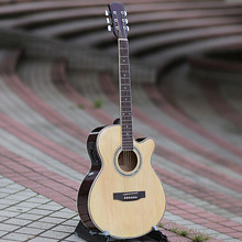 40-50 guitars 40 inch Electric Acoustic Guitar Basswood wood guitar pickup tuner strings