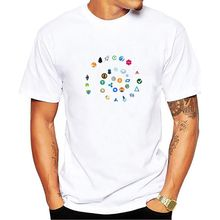 Buy Blockchain Cryptocurrency Bitcoin Ripple Peercoin Qura Factom Shirt Men 100% Cotton Peercoin Monero Litecoin Ethereum Tee for $9.71 in AliExpress store