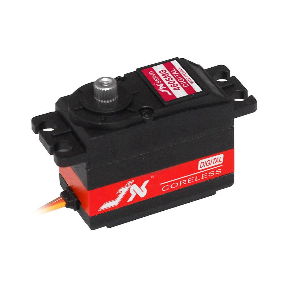 Superior Hobby JX PDI-4605MG 6kg servo metal gear digital hollow cup short lock the rudder servo <br>