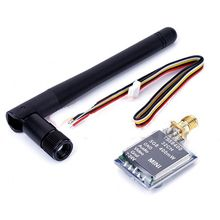 Portable FPV TS58400 5.8G 400mW 40CH AV RC Transmitter Module with Antenna