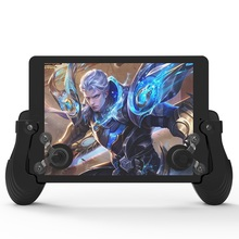 Buy Mini size Pro Touch screen Mobile Gamepad games Controller + Gamepad joystick + Suction cup IOS Android mobile Gamepad Pad for $7.62 in AliExpress store