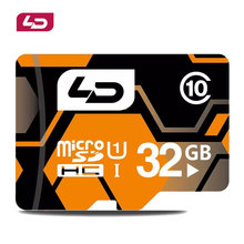 LD High Endurance Video Monitoring MicroSDHC Memory Card Class10 Carte Micro SD 128GB/64GB/32GB/16GB/8GB For Car DVR(China)