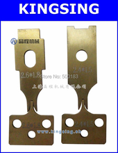 Customized Blades in Die Set for KS-S/R/T/V /P Series Machine + Free Shipping by DHL air express (door to door service)(China)
