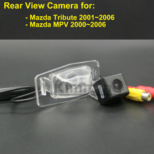 Car Rear View Camera for Mazda Tribute MPV 2000 2001 2002 2003 2004 2005 2006 Wireless Wired Reversing Parking Backup Camera RCA(China)