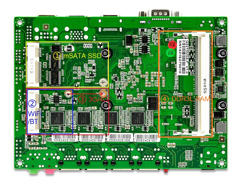 Q300G4 WiFi 800