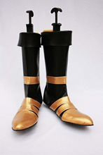 Anime Shoes Final Fantasy VII Vincent Valentine Cosplay Boots