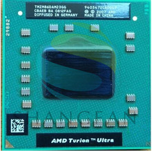 AMD Laptop original CPU TMZM86DAM23GG ZM86  2.3Ghz/2M PGA638 ZM 86 ZM-86 processor PGA 638 Socket S1