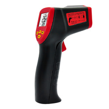 Digital Infrared Thermometer Non-contact IR Laser Temperature Gun Device PEAKMETER Original A530 Temperature Measurement Device