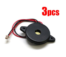 Free Shipping 3pcs Buzzer for Pixhawk PX4 Flight controller RC Drone spare parts horn beep Alarm