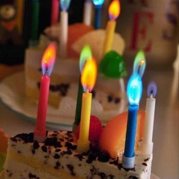 Красивая свеча на торт своими руками 66
